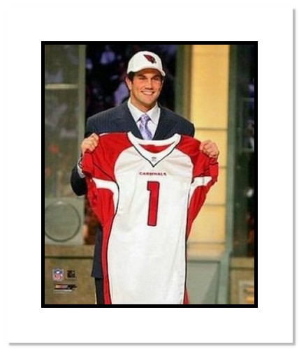 Matt Leinart Arizona Cardinals NFL Double Matted 8x10 Photograph 1st Round Draft Pick