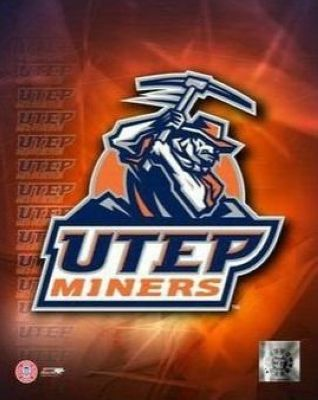 UTEP Miners NCAA 8x10 Photograph University of Texas at El Paso Team Logo