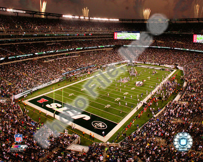 2010 New York Jets 8x10 Photograph New Meadowlands Stadium