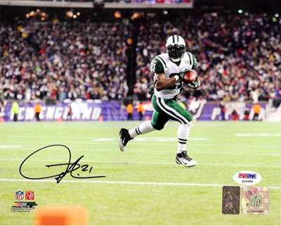 LaDainian Tomlinson San Diego Chargers NFL Hand Signed 16x20 Photograph #2