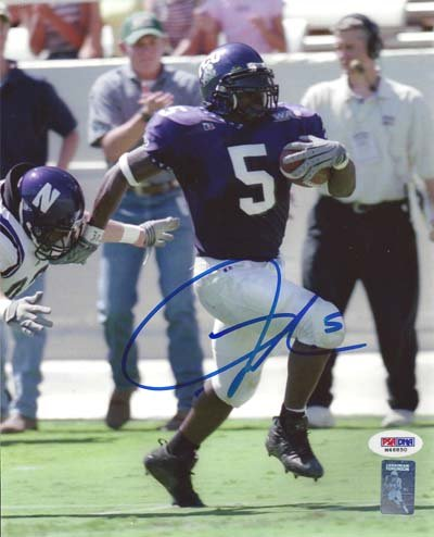LaDainian Tomlinson San Diego Chargers NFL Hand Signed 16x20 Photograph #4