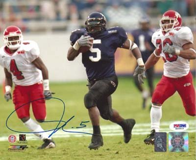 LaDainian Tomlinson San Diego Chargers NFL Hand Signed 16x20 Photograph #5